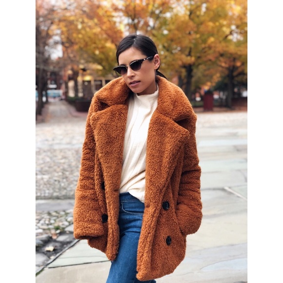 6516cd927636 🆕Myra Rust Brown Faux Fur Teddy Coat. Boutique.  M_5bfd50eaf63eea83273d211c. M_5bfd510cdf0307635ce4e401.  M_5bfd50ee9539f7719338b9f4
